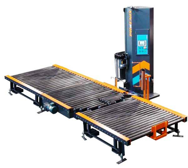 Stretch Wrapping Machines & Equipment
